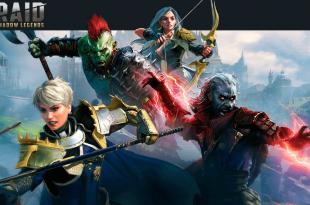 Raid Shadow Legends Teaser