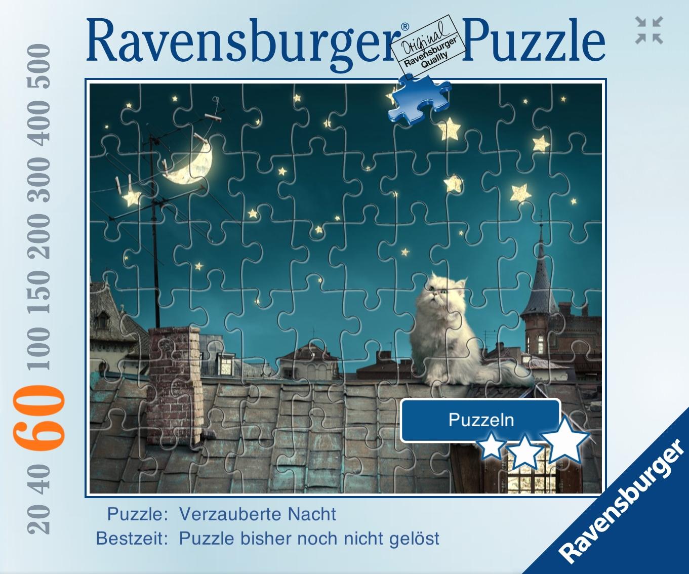 Ravensburger Puzzle – Der Klassiker als App
