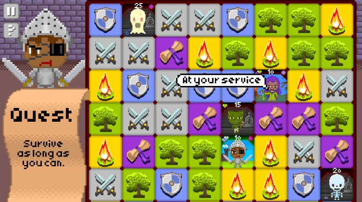 Review: SWOC of Swords and Blocks