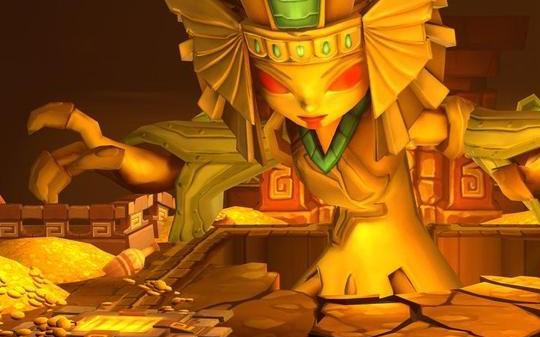 Skylanders: Ring of Heroes – Gold Farmen
