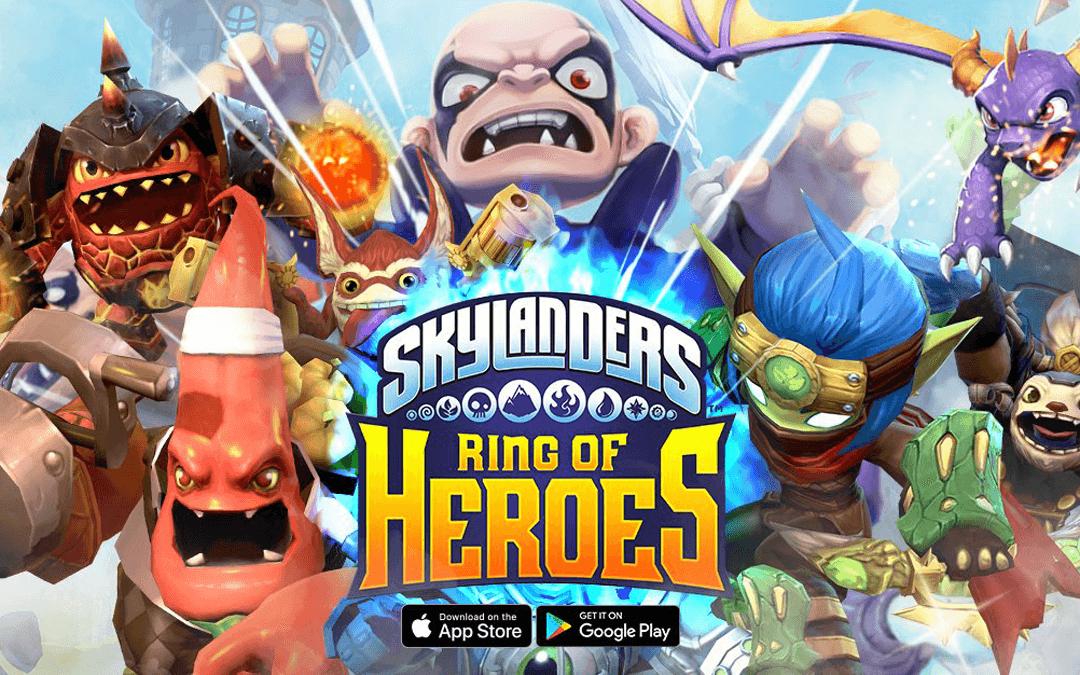 Skylanders: Ring of Heroes – Alles zum Thema Erwecken