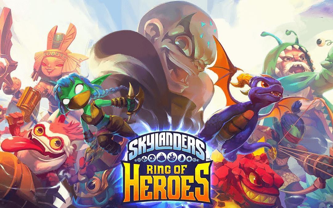 Skylanders: Ring of Heroes: Der Spyro-Dungeon und neue Ebenen für den Wunderturm sind da
