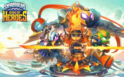 Skylanders: Ring of Heroes – So funktionieren Raids