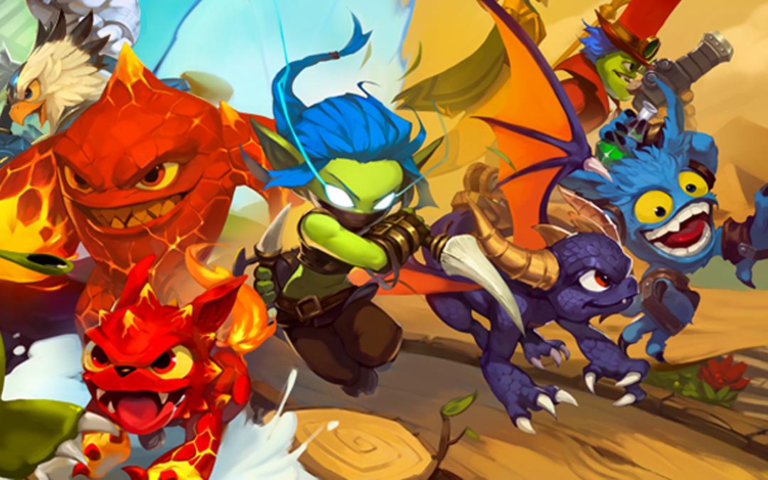 Skylanders: Ring of Heroes – Alles über Tränke