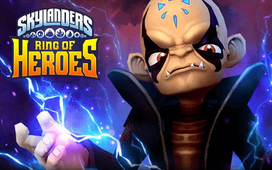 Skylanders: Ring of Heroes – Halle des Chaos