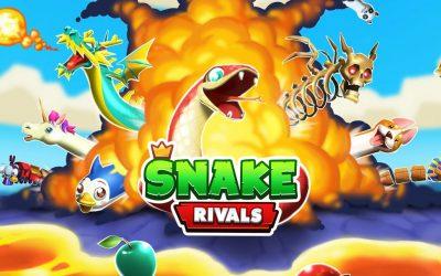 Snake Rivals im appchecker: Beißt sich die Schlange in den Schwanz?