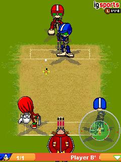 Sonic Cricket