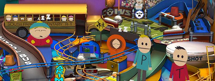 Review: South Park Pinball – Pinballspaß im Doppelpack (+ Gewinnspiel!)