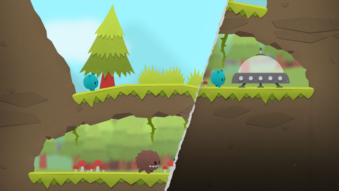Neu für iOS: Super Gridland – A Normal Lost Phone – Dungeon Defense : The Invasion of Heroes – Splitter Critters
