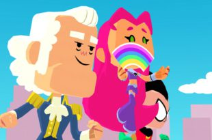 Teeny Titans Review