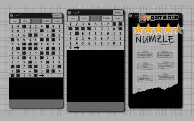 The Numzle: Nicht wie Sudoku, aber trotzdem toll!