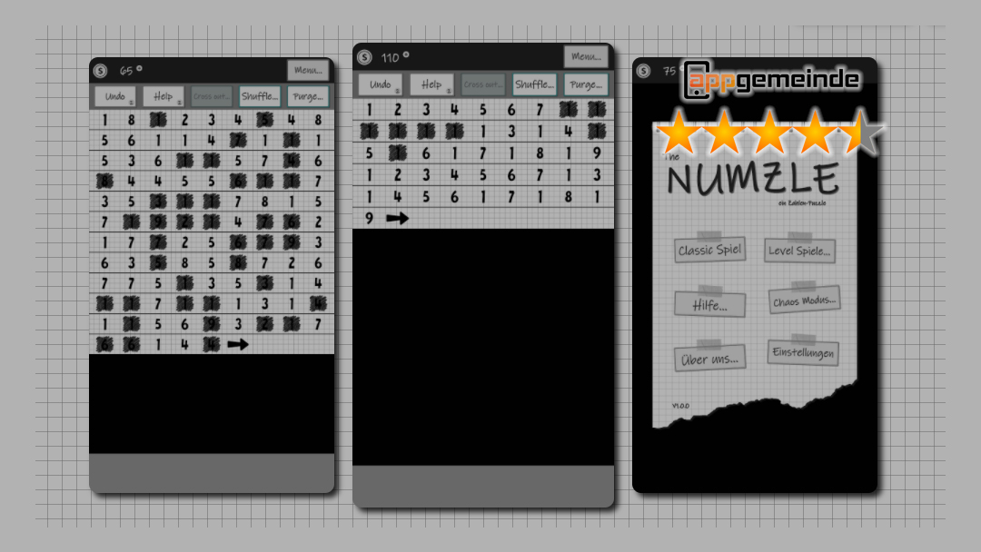 The Numzle appchecker