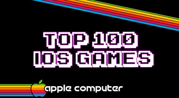 Video: Top 100 iOS Games! Oder: Eine Liebeserklärung