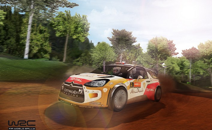 WRC Official Game