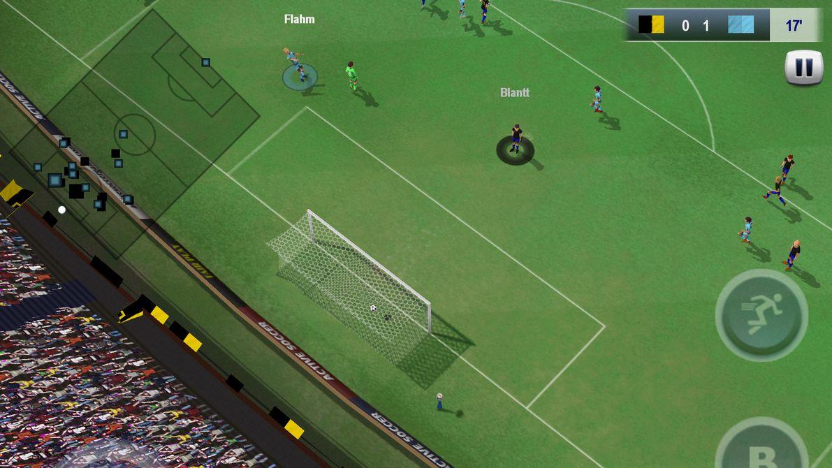 Review: Active Soccer 2 DX – Starten, Anstoß und Spaß haben