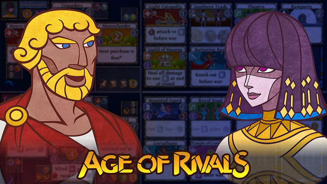 Review: Age of Rivals – Wie Civilization mit Karten?