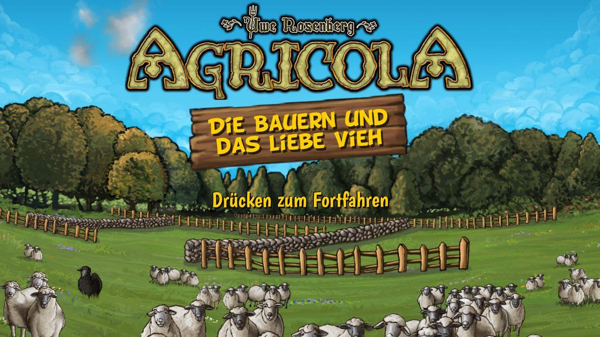 Review: Agricola – Die Bauern und das liebe Vieh für iOS
