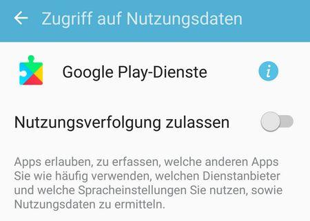 android nutzungsdaten