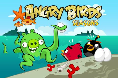 Kostenlos apple verschenkt angry birds seasons