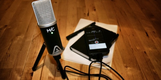 eingebautes mikrofon testen