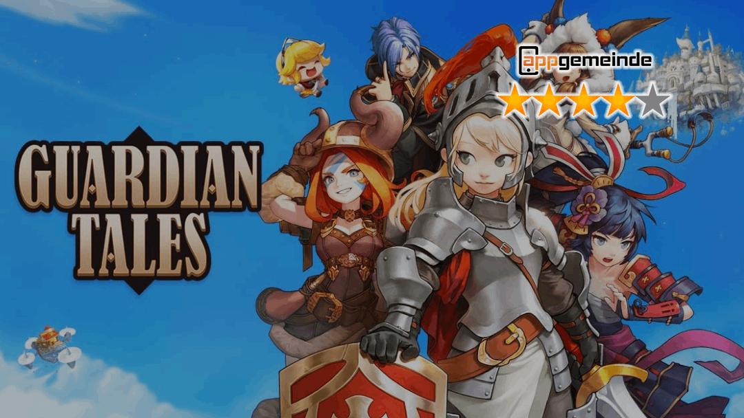 Guardian Tales Beitragsbild 1080x608