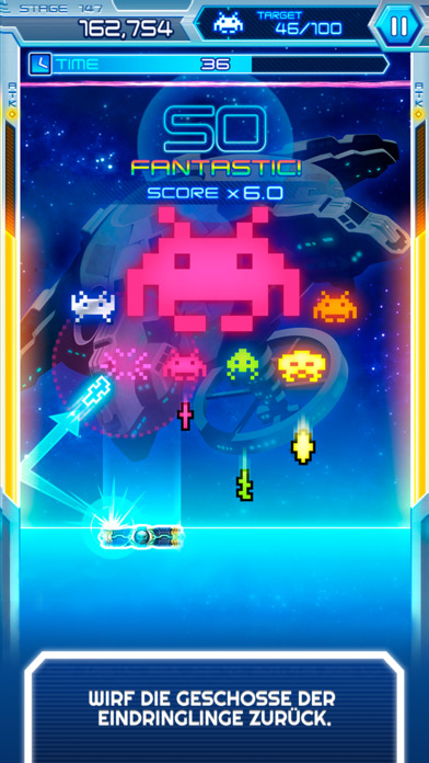 arkanoid space invaders