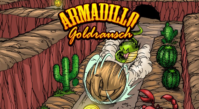 Armadillo Goldrausch Review
