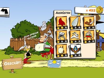 Asterix: MegaBamm – Heute fliegen die Römer so tief…
