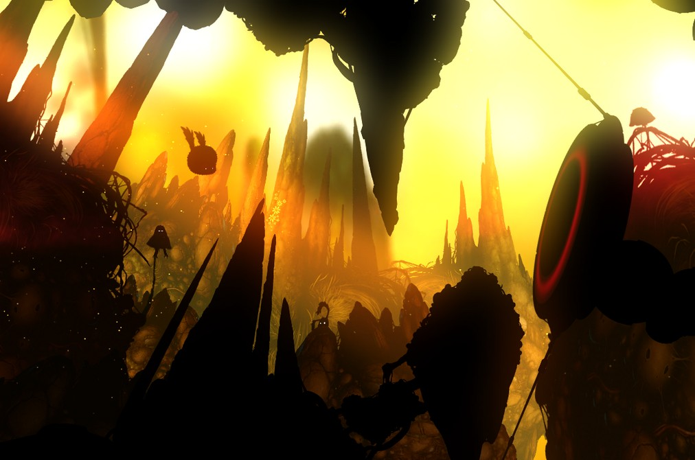Badland 2 Review iOS