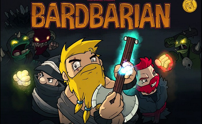 Review: Bardbarian – Heavy Metal in the Battle!