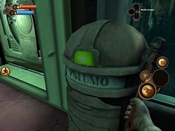 Bioshock iOS Grafik