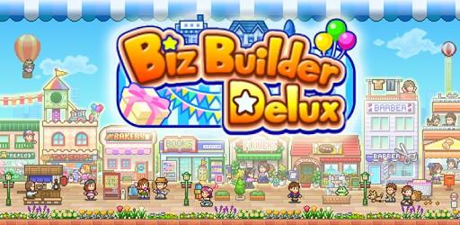 Neu für iOS: Biz Builder Delux von Kairosoft