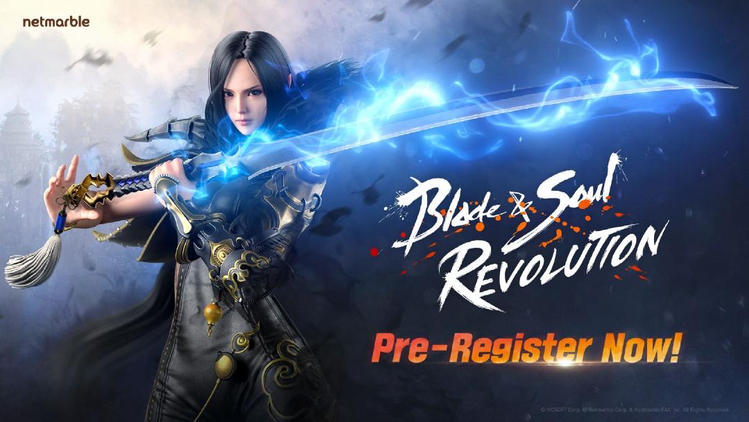 Blade & Soul: Revolution – Netmarble kündigt neues Mobile-RPG an
