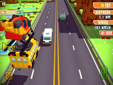 Blocky Highway Review