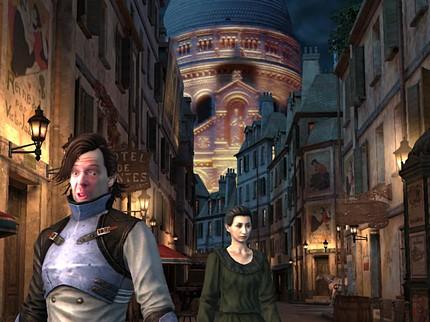 Bloodmasque – Vampirjäger im Paris des vergangenen Jahrhunderts