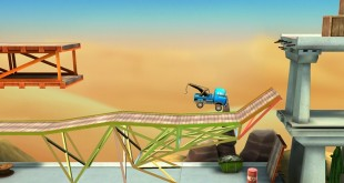 Bridge Constructor Stunts Review