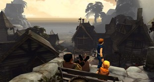 Brothers A Tale of Two Sons Review iOS