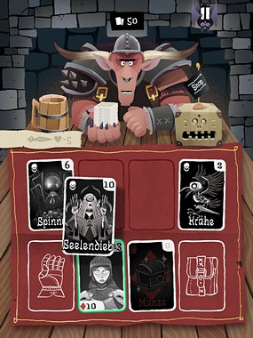 Card Crawl Review