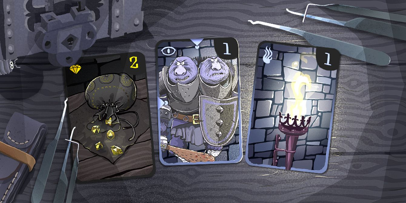 Review: Card Thief – Komplexes Kartenspiel mit Stealth & Solitaire