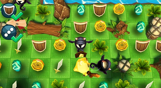 Review: Chouchou Puzzle Adventure – Kämpferisches Match3 mal (wieder) anders