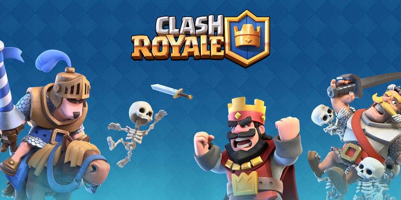 Clash Royale und das Free-to-play Damoklesschwert