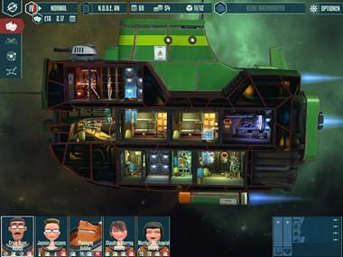 Cosmonautica Review iOS