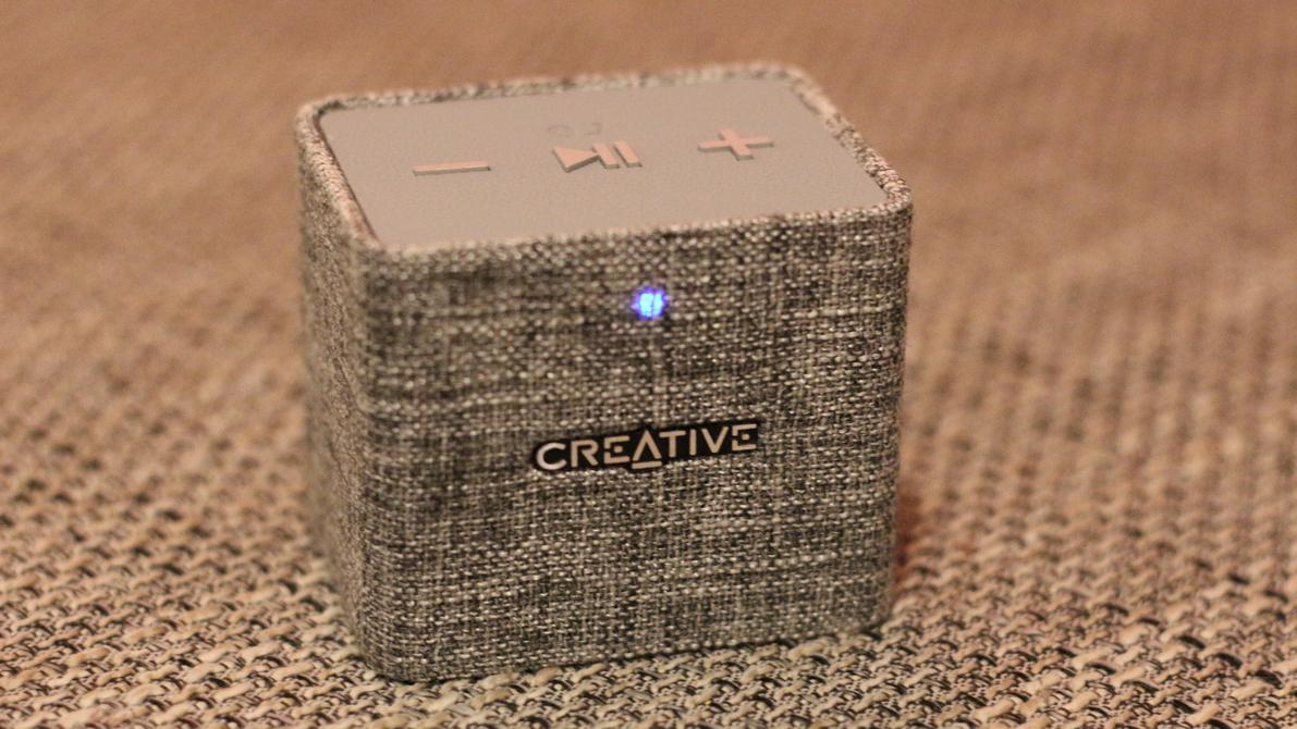 Test: Creative Nuno Micro Bluetooth-Lausprecher