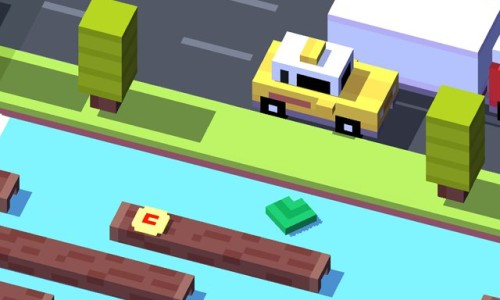 Crossy Roads Multiplayer