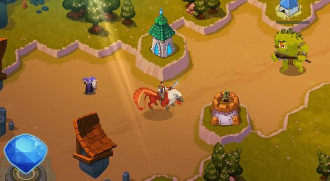 Review: Crystal Siege – Endlich mal ein komplexes TowerDefense-Spiel!