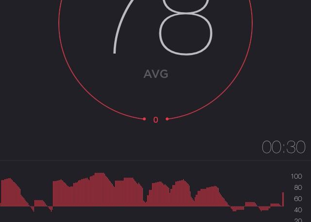 dB Meter – Schallpegel messen mit dem iPhone