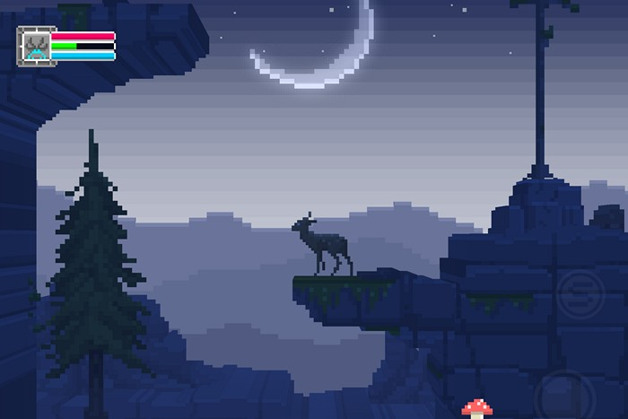 The Deer God Review iOS