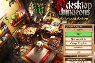Desktop Dungeons iOS