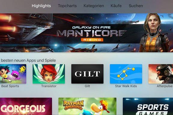 Zum Start: Die 10 besten Spiele für das neue Apple TV