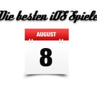 Die besten iOS Spiele August